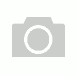 Folding Manicure Nail Table with Castors White
