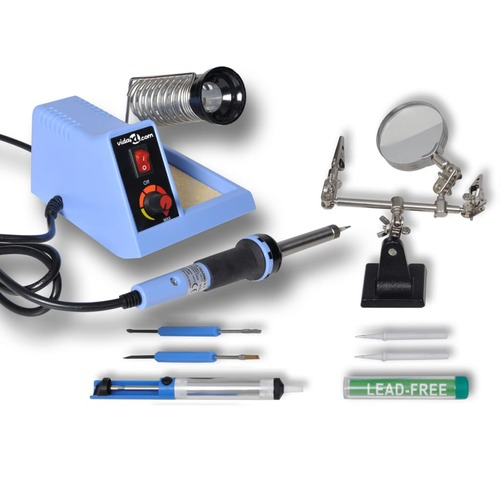 Soldering Station Analog 48 W With Accessories