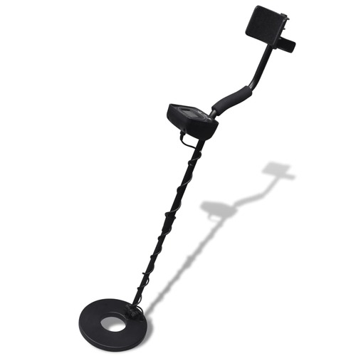 Metal Detector 21 cm Search Depth 300 cm LCD Display
