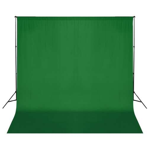 Backdrop Support System 600x300 cm Green