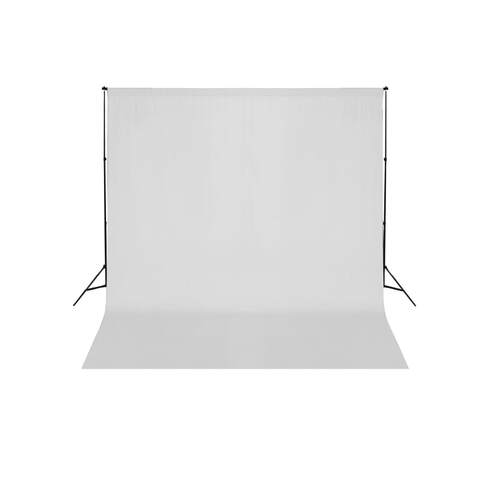 Backdrop Support System 600x300 cm White