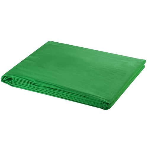 Backdrop Cotton Green 500x300 cm Chroma Key