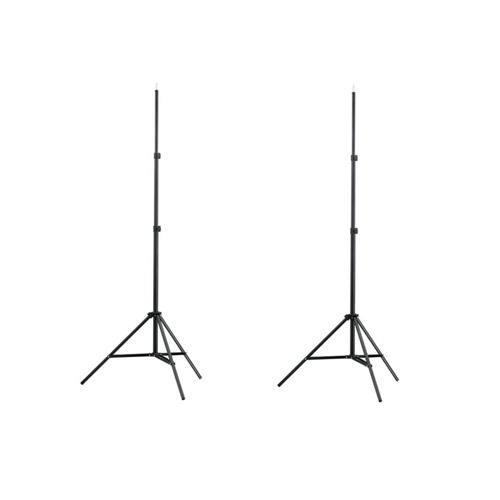 Light Stands 2 pcs Height 78-210 cm