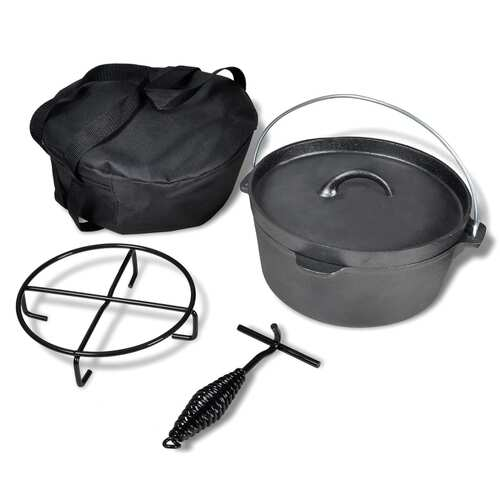 Dutch Oven 4.2 L including Accessories