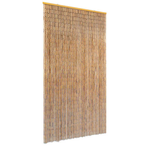 Insect Door Curtain Bamboo 100x220 cm