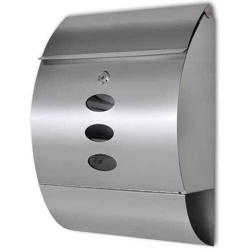 Mailbox Stainless Steel